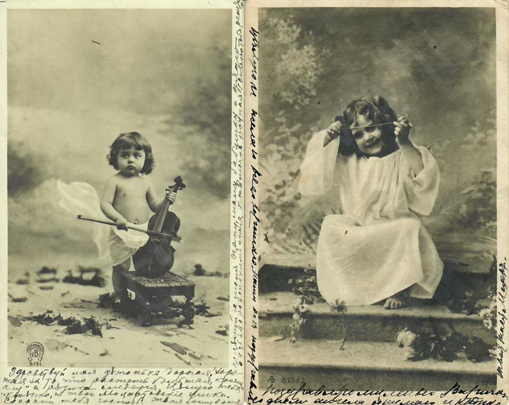 металлические модели, история открыток 20 века изображения